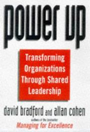 Cover of: Power up | David L. Bradford