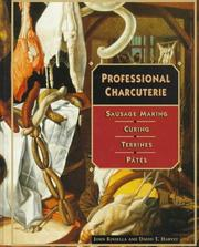 Cover of: Professional charcuterie | Kinsella, John