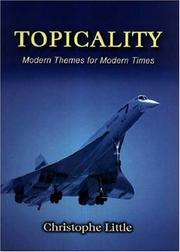 Cover of: Topicality | Christophe Little