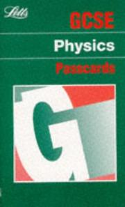 Cover of: GCSE Passcards Physics (GCSE Passcards)