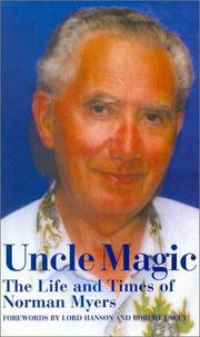 Cover of: Uncle Magic