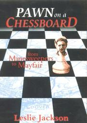 Cover of: Pawn on a Chessboard | Leslie Jackson