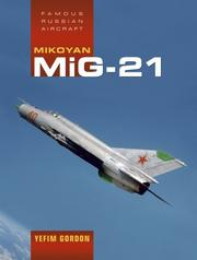 Cover of: Mikoyan MiG-21 |