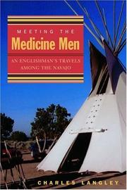 Cover of: Meeting the Medicine Men | Charles Langley