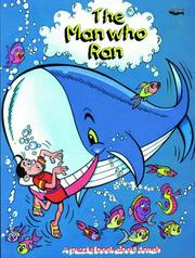 Cover of: Man Who Ran Jonah (Puzzle & Learn) | Maclean, Ruth