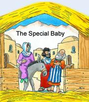 Cover of: Special Baby Jesus, The | Scrimshire, Hazel