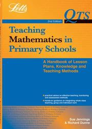 Cover of: Teaching Mathematics in Primary Schools (QTS)
