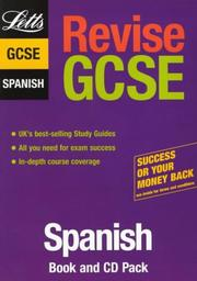 Cover of: Revise GCSE Spanish (Revise GCSE)