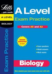 Cover of: Biology (AS/A2 Exam Practice)
