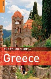Cover of: The Rough Guide to Greece 12