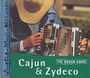 Cover of: The Rough Guide to Cajun & Zydeco Music: The Rough Guide