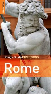 Cover of: The Rough Guides' Rome Directions 2 (Rough Guide Directions)