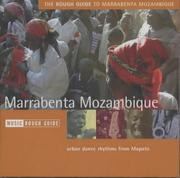 Cover of: The Rough Guide to The Music of Marrabenta Mozambique