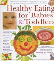 Cover of: Healthy Eating for Babies & Toddlers