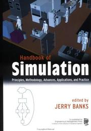 Cover of: Handbook of simulation |