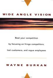 Cover of: Wide-angle vision