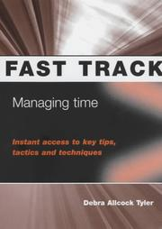 Cover of: Managing Time (Fast Track)