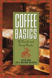 Cover of: Coffee basics | Kevin Knox