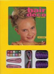 Cover of: Hair Deco For Kids | Lisa Bagot