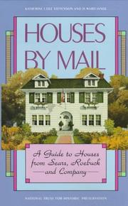 Cover of: Houses by mail