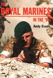 Cover of: The Royal Marines in the `90s