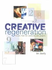 Cover of: Creative Regeneration (Culture Makes Communities)