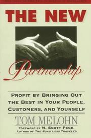 Cover of: The New Partnership | Tom Melohn
