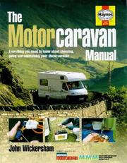 Cover of: The Complete Motorcaravan Manual