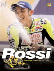 Cover of: Valentino Rossi | Mat Oxley