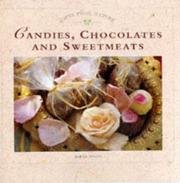 Cover of: Candies, Chocolates and Sweetmeats