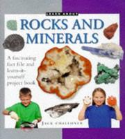 Cover of: Learn About Rocks and Minerals