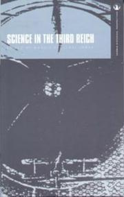 Cover of: Science in the Third Reich (German Historical Perspectives) | Margit Szollosi-Janze