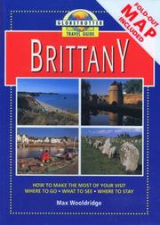 Cover of: Brittany Travel Pack
