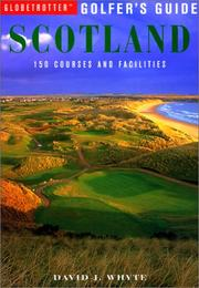Cover of: Globetrotter Golfer's Guide to Scotland