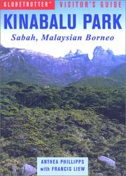 Cover of: Globetrotter Visitor's Guide Kinabalu Park