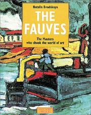 Cover of: The Fauves