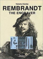 Cover of: Rembrandt, the Engraver (Temporis)