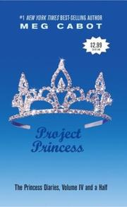 Cover of: Project princess