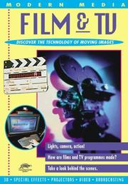 Cover of: Film and Television (Modern Media Series - Snapping Turtle Guides)