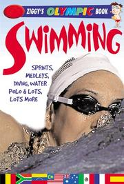 Swimming (Ziggy's Pocket Olympic Books) by