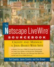Cover of: The Netscape LiveWire sourcebook