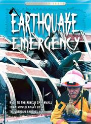 Cover of: Earthquake Emergency (Expedition Earth)