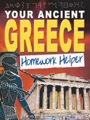 Your ancient Greece homework helper