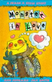 Cover of: Frank N Stein and the Monster in Love (Frank N Stein Stories)