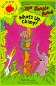 Cover of: What's Up, Chimp?