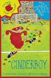 Cover of: Cinderboy (Orchard Readalones)