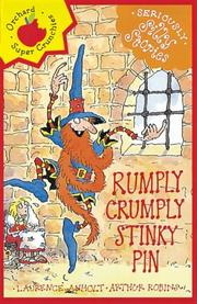 Cover of: Rumply Krumply Stinky Pin (Orchard Readalones)