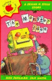Cover of: Frank N Stein and the Monster Idea (Frank N Stein Stories)