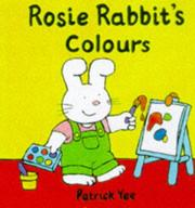 Cover of: Rosie Rabbit's Colours