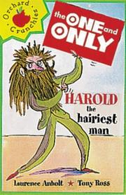Cover of: Harold the Hairiest Man (One & Only)